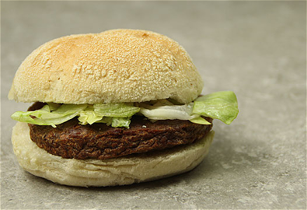 Foto Broodje hamburger